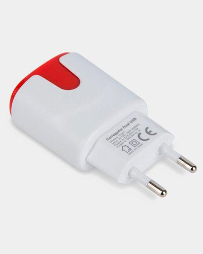 Adaptador de Tomada USB Personalizado