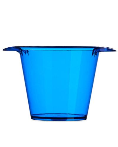 Balde de Gelo Azul Personalizado