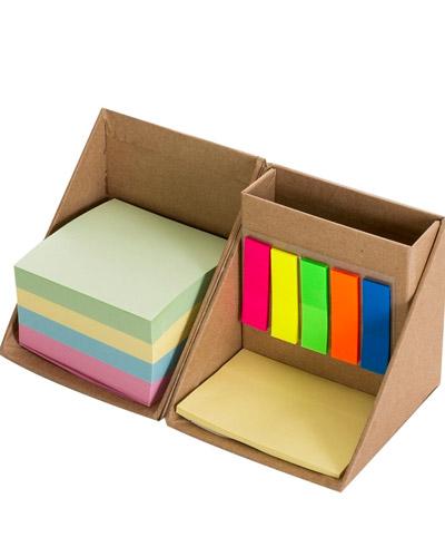 Bloco de Anotações Personalizado Cubo