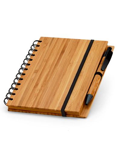 Bloco Ecólogico de Bambu Personalizado