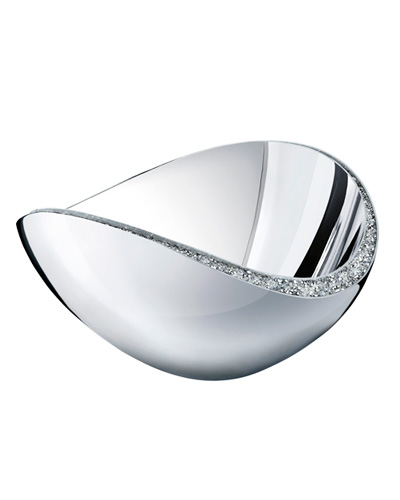 Bowl Decorativo Swarovski Minera