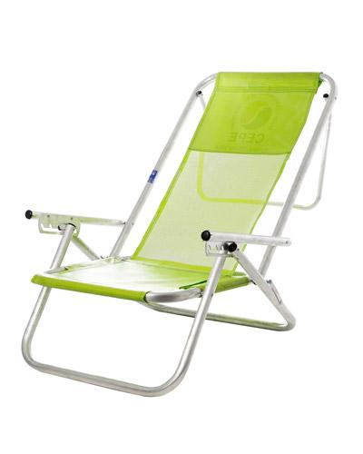Cadeira Praia Reclinavel Personalizada | Brinde