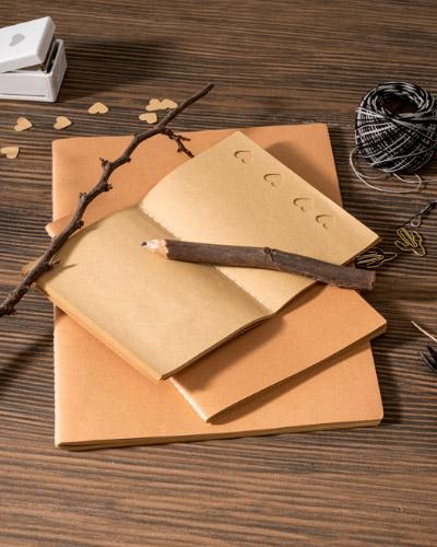 Caderneta Pequena de Bolso Personalizada