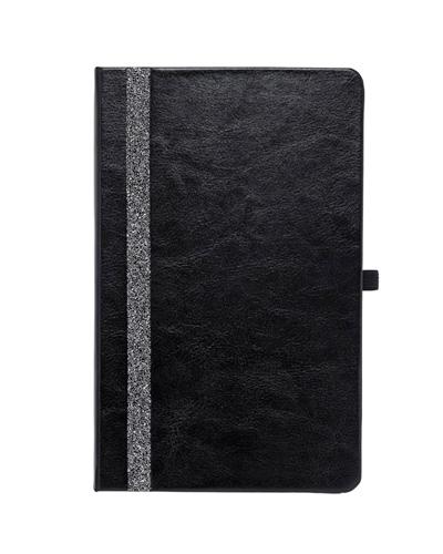 Caderno Capa Dura Swarovski Elegant