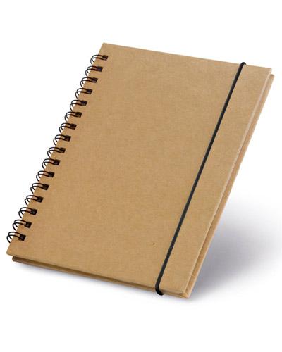 Caderno de Capa Dura para Brindes