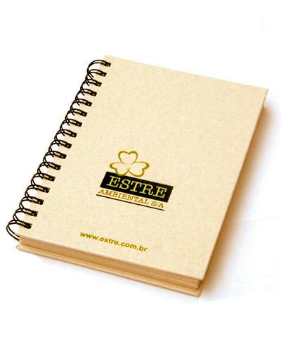 Caderno Promocional - Cadernos Promocionais