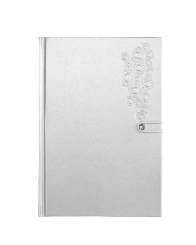 Caderno Swarovski Crystal Rivet