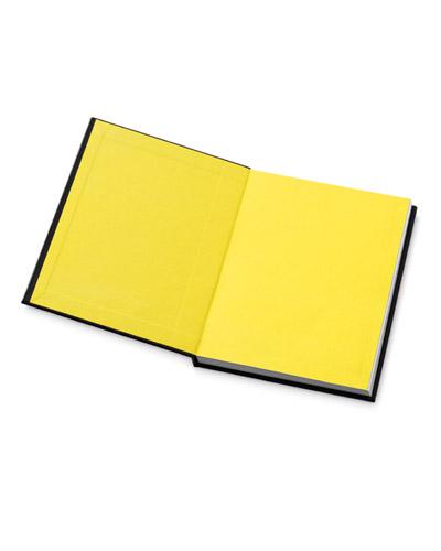 Caderno tipo Moleskine Personalizado