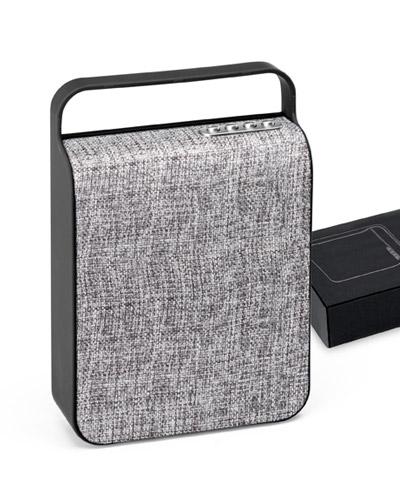 Caixa de Som Portátil Personalizada | Mini Caixa de Som Portátil Personalizada.