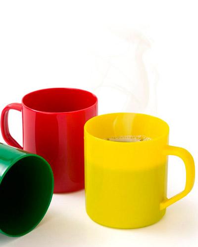 Canecas Personalizadas de Plastico