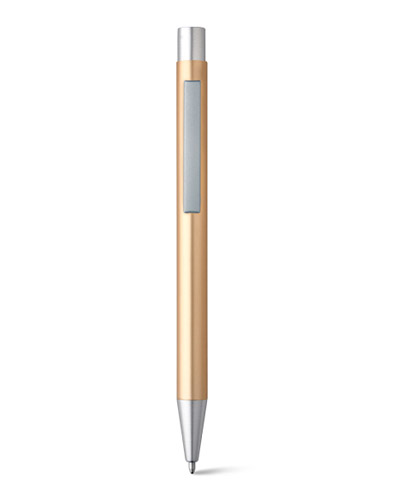 Caneta Esferográfica em Alumínio Personalizada