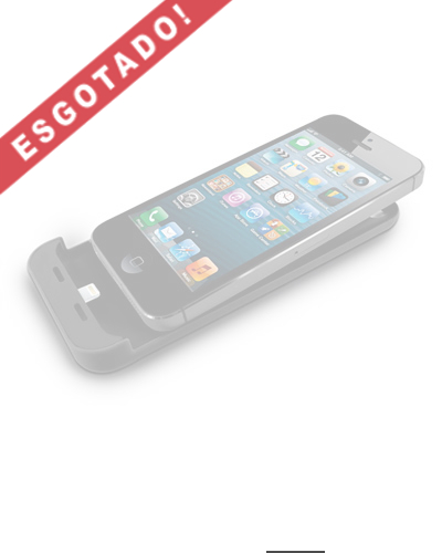 Capa carregadora de Iphone 5
