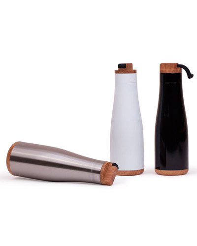 Garrafa de Água de Aço Inoxidável Personalizada