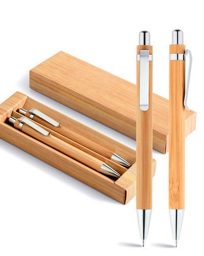 Kit Caneta e Lapiseira Personalizadas | Kit de caneta e lapiseira personalizadas, feitas em metal br