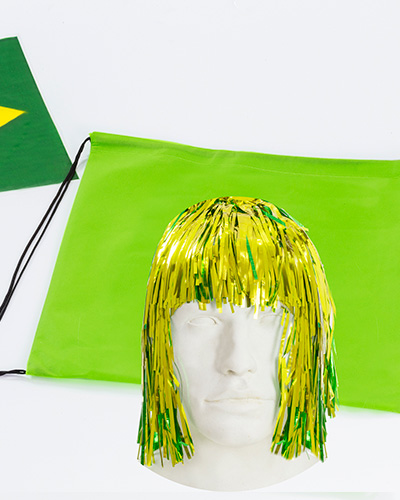 Kit Torcedor do Brasil Personalizado