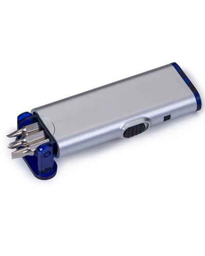 Lanterna com Jogo de Ferramentas Personalizado | Lanterna com jogo de Ferramentas Personalizado. Com