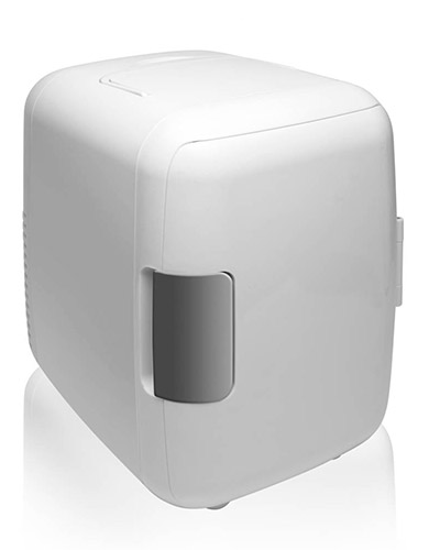 Mini Geladeira Retro 12v Personalizada para Brindes