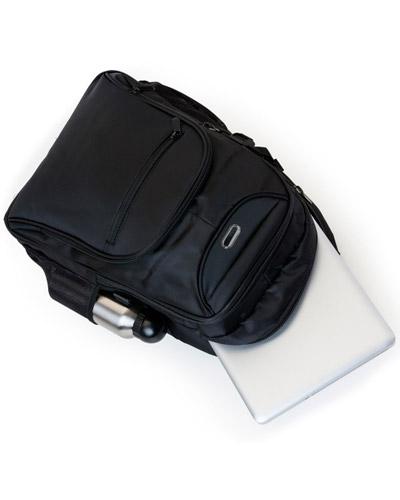 Mochila para Notebook com Plaquinha Personalizada
