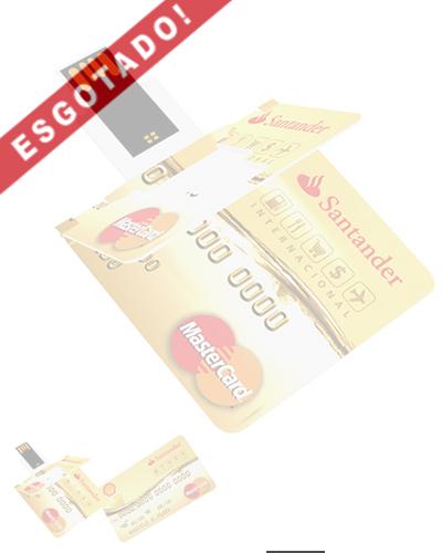 Pen card com Impressão Digital