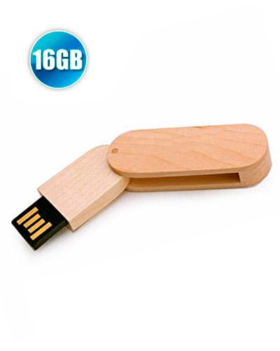 Pendrive 16 GB Ecológico para BrindesPendrive