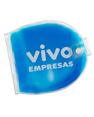 Porta CD em gel Personalizado