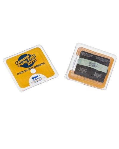 Porta Preservativo Personalizado