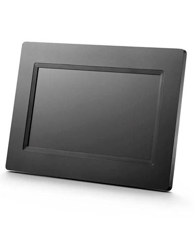 Porta Retrato Personalizado Digital | Porta Retrato personalizado digital com controle remoto e opçã