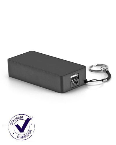 Power Bank para Brinde Promocional