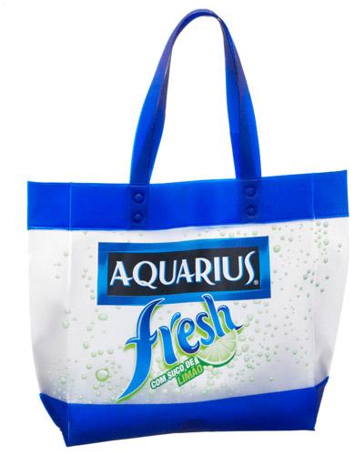Sacola Promocionais Personalizadas | Sacola promocionais para brinde. Confeccionada em PVC transpare