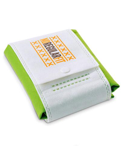 Sacolas de TNT Dobrável Personalizada