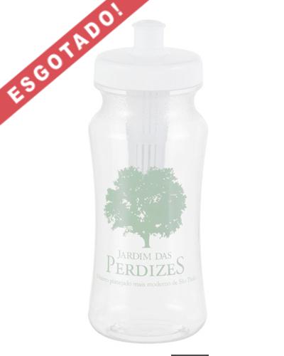 Squeeze com Filtro Personalizado | Squeeze personalizado ecológico vem com um inovador filtro que garante maior pureza à água
