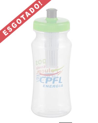 Squeeze com Filtro Promocional | Squeeze Ecológico Personalizado ele vem com um inovador filtro que