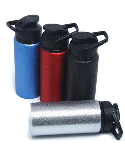 Squeeze de Alumínio Personalizado | Squeeze Térmico de Alumínio. Personalizado com capacidade para 6