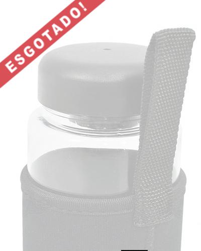 Squeeze Plástico Personalizado com Capa de Neoprene