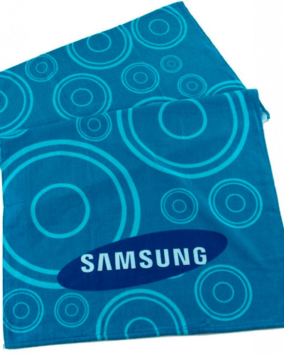 Toalha de Lavabo Personalizada