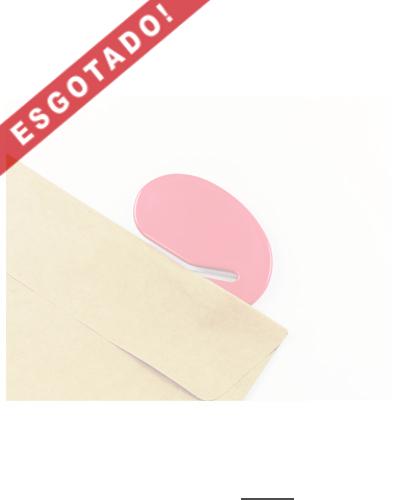 Porta Clips - Abridor de Envelopes Personalizado