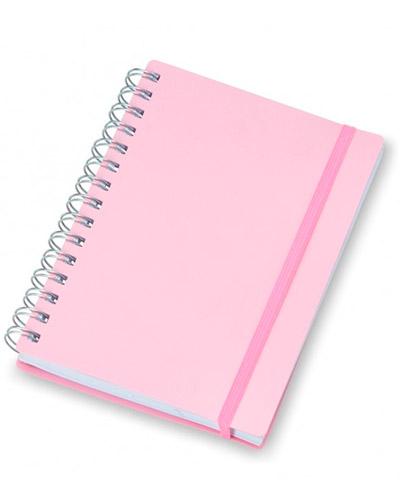 Agenda Rosa Personalizada