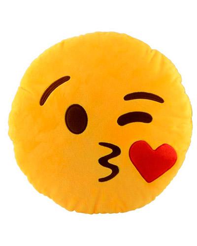 Almofadas Personalizadas - Almofada de Emoji para Brindes Personalizados