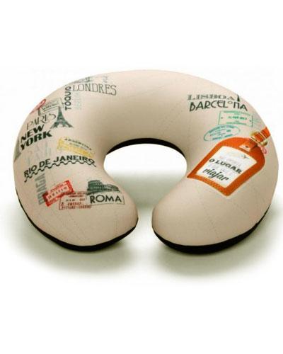 Almofadas Personalizadas - Almofada de Pescoço Personalizada