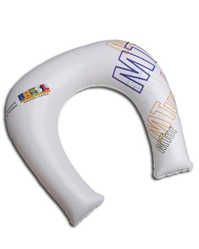 Travesseiro Inflável - Apoio de pescoço Personalizado