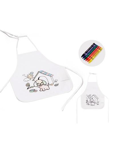Avental Personalizado - Avental Infantil Personalizado