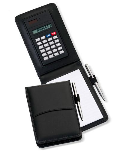 Bloco de Anotação - Bloco Promocional com Calculadora