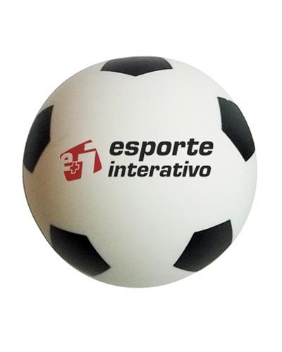 Bola Anti-Stress Personalizada - Bolas anti-stress Personalizada Futebol