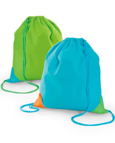 Brindes para Crianças - Bolsa Saco Personalizada