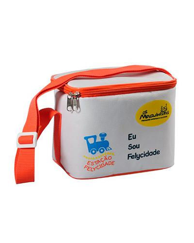 Bolsa Térmica - Bolsa Termica 5 litros Personalizada