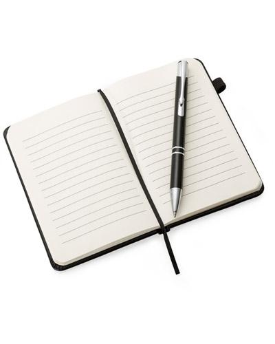 Moleskine Personalizado - Caderneta de Anotações Personalizada