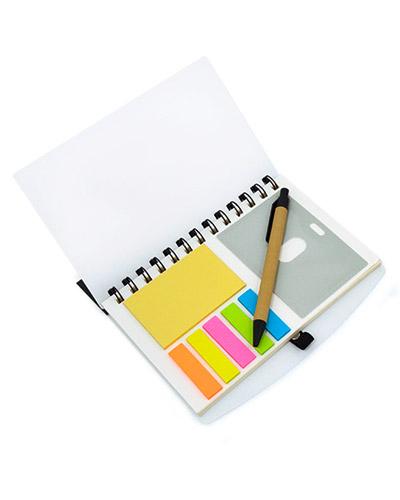 Bloco de Anotação - Caderno de Anotações Personalizado