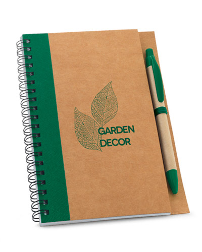 Cadernos Personalizados - Caderno Ecológico para Brindes