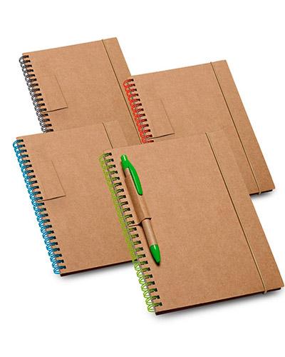 Bloco de Anotação - Caderno Ecológico Promocional