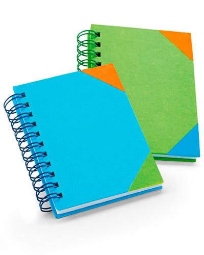 Brindes para Crianças - Caderno Espiral Personalizado